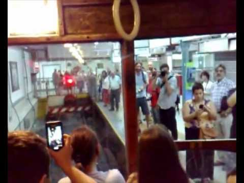 Homenaje coches La Brugeoise Subte L