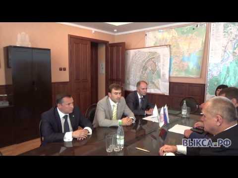 Администрация округа и «Сбербанк» подписали соглашение о сотрудничестве