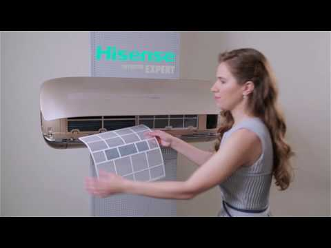 Кондиционер Hisense AS-10UR4SVPSC5G(W)/AS-10UR4SVPSC5W(W)