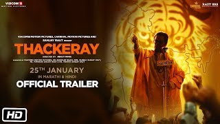 Thackeray | Official Trailer