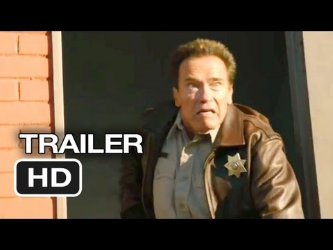 The Last Stand Official Trailer #1 (2013) Arnold Schwarzenegger Movie HD