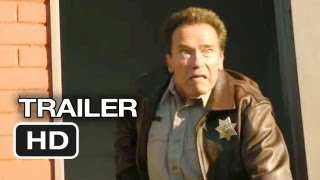 The Last Stand Official Trailer (2013) Arnold Schwarzenegger Movie HD