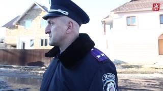 Из-за взрыва снаряда в Житомире пострадал парень