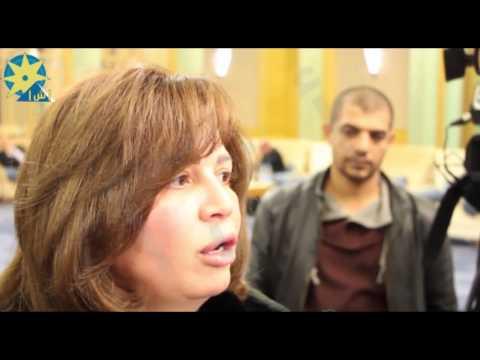 بالفيديو : الهام شاهين لن ننسى مواقف الملك عبد الله معنا