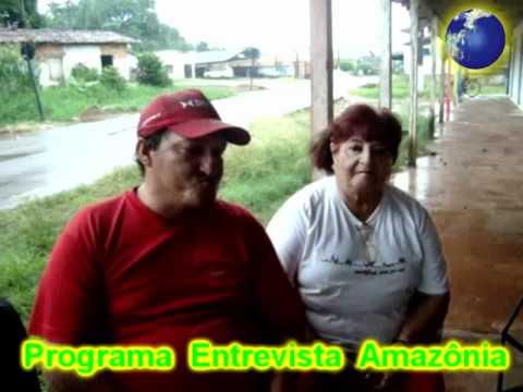Programa Entrevista Amazônia - 71 Município Santo Antônio do Tauá - Pará