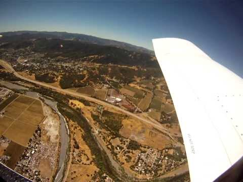 Camera falls from airplane and lands in pig pen--MUST WATCH END!!