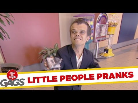 Little People Pranks – Best of Just for Laughs Gags