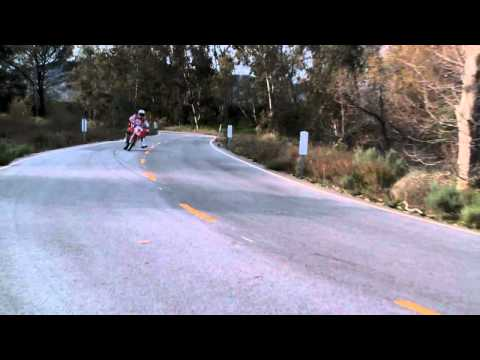 Pavement Turns with JCR Honda's Quinn Cody