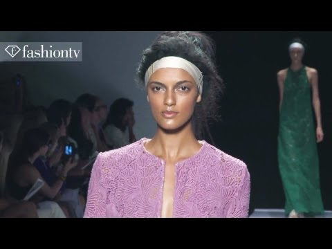 Chadwick Bell Spring/Summer 2013 Runway Show | New York Fashion Week NYFW | FashionTV