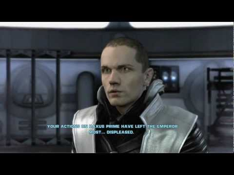 Star Wars: The Force Unleashed Walkthrough - Mission 9 - The Death Star