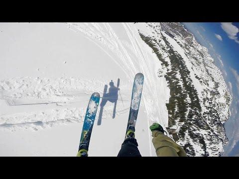 GoPro: Grant Howard's Alta Line - Line of the Winter April Winner