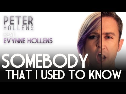 Gotye - Somebody That I Used To Know - Peter Hollens (feat. Evynne)