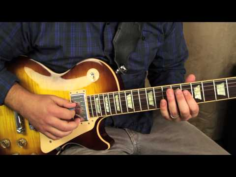 Queen - Bohemian Rhapsody - How to Play the Guitar Solo - Brian May - Classic Guitar Solos