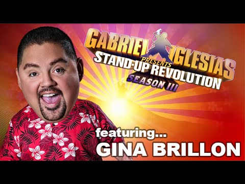 Gina Brillon - StandUp Revolution! (Season 3)