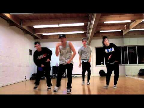 Look At Me Now Choreography- Chris Brown ft. Busta Rhymes- Scott Forsyth