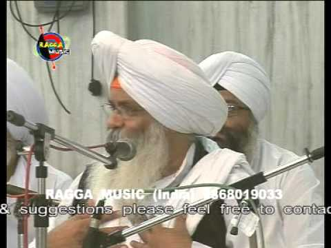 Bhai Guriqbal Singh Ji - Assa Bhi Outhe Jaana Part 2 of 2 from Ragga Music - 9868019033