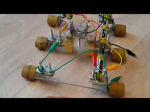 Сделать домашнего робота своими руками 111