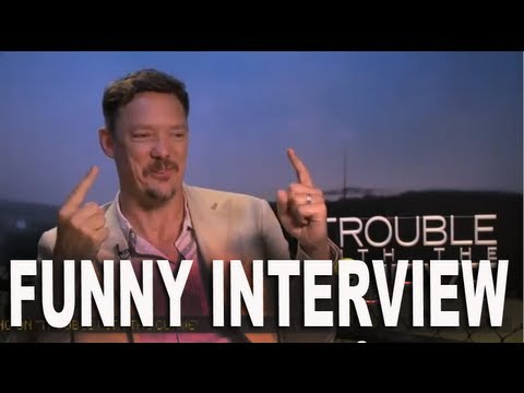Matthew Lillard Interview for Trouble With The Curve