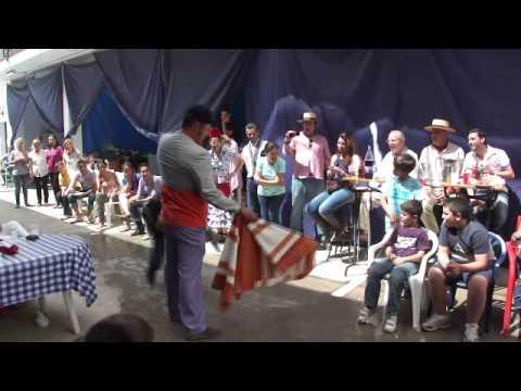 VISITA AL ROCIO 2011 (VIDEO 10º) FAENA TAURINA