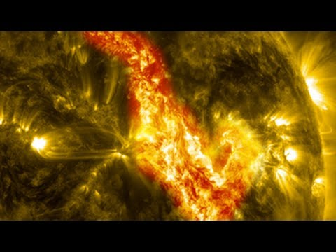 NASA | Canyon of Fire on the Sun