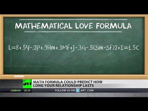 Mathematicians develop 'love formula' for the longest lasting relationship