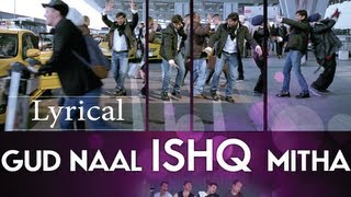 Gud Naal Ishq Mitha I Love New Year Full Song With Lyrics