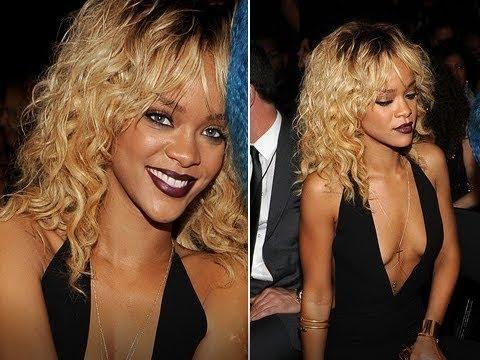Rihanna Grammys 2012 Performance Makeup Tutorial