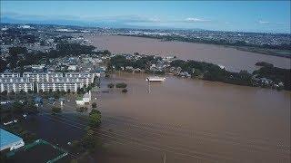Последствия мощнейшего тайфуна «Хагибис» в Японии (14.10.2019 02:29)