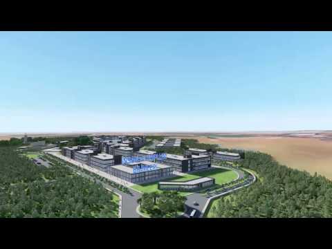 Adana Bilim ve Teknoloji Universitesi Kampus Plan