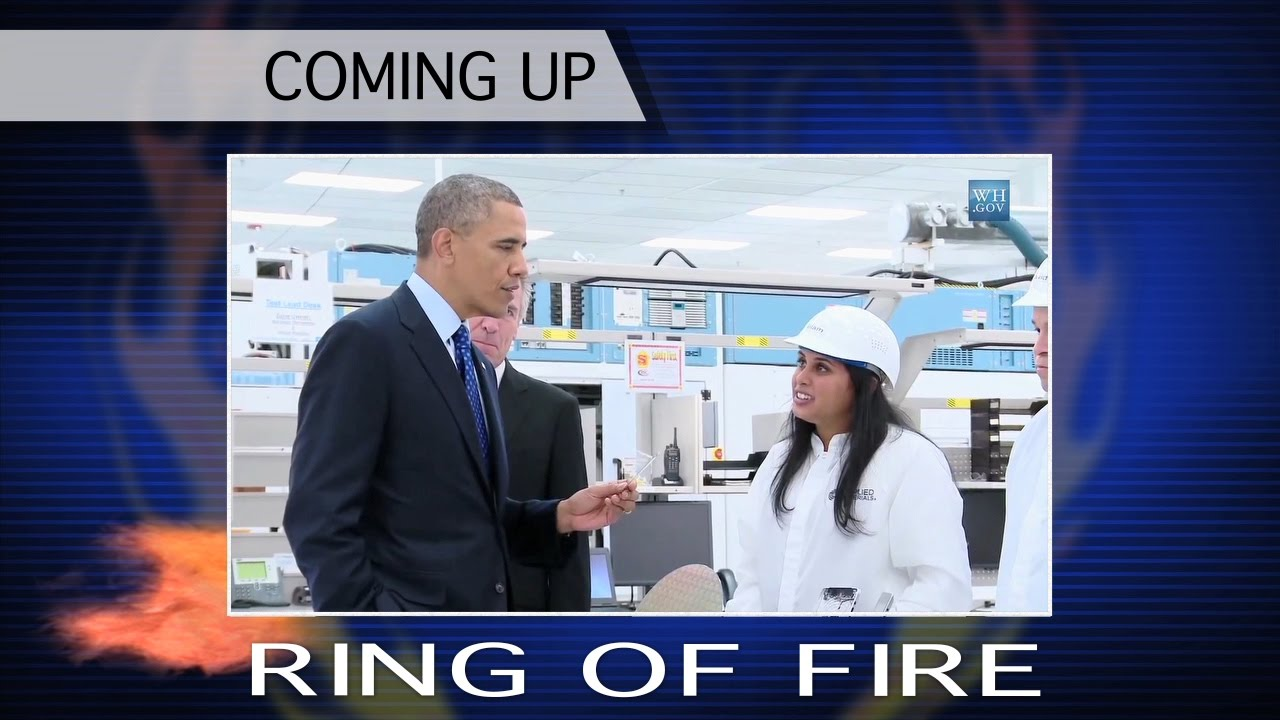 Ring of Fire on Free Speech TV - 05/05/2015