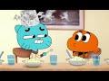 Фрагмент с начала видео - Мультреволюция - Удивительный мир Гамбола/The Amazing World of Gumball (2011-...)