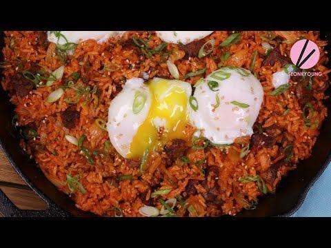 Beef Short Rib Kimchi Fried Rice & Soft Boiled Eggs | Asian at Home - UCIvA9ZGeoR6CH2e0DZtvxzw