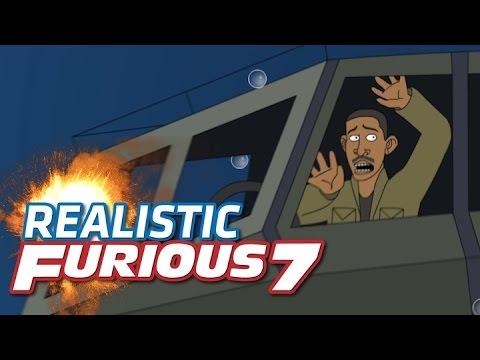 If Furious 7's Stunts Were Realistic - UCPDXXXJj9nax0fr0Wfc048g