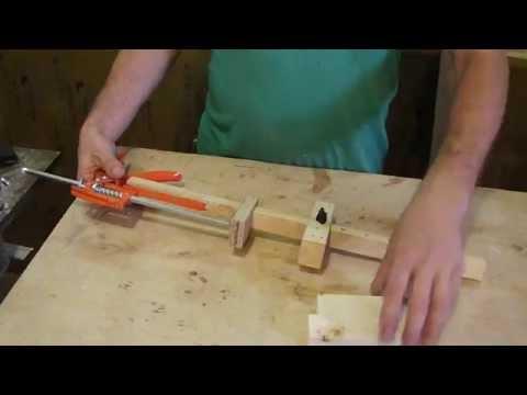Изготовление струбцин своими руками фото