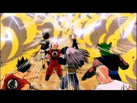 DBZ - Cell kills Trunks (1080p)