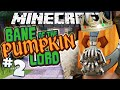 Minecraft - Bane Of The Pumpkin Lord #2 - Brotherly Love