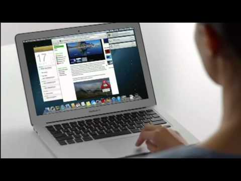 Apple Mac OS X Mountain Lion - Tour - HD