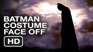 Which Movie Has the Best Batman Batsuit? - HD