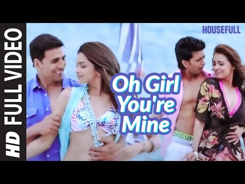 Oh Girl You're Mine [Full Song] - Housefull -QxfTgQNwywU
