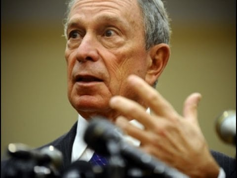 Why Bloomberg Fights Occupy Wall Street