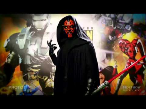 Sideshow Collectibles - Comic-Con 2011 Showcase: Legendary Scale Figures