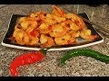 Recipe for Spicy Garlic Shrimp 깐풍새우