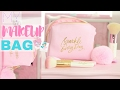 what's in my makeup bag?👛💕2017-slmissglam🍭💕
