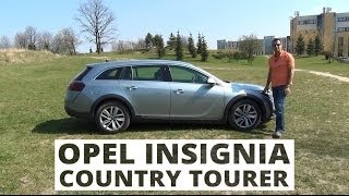Opel Insignia Country Tourer 2.0 163 KM, 2014 - test AutoCentrum.pl
