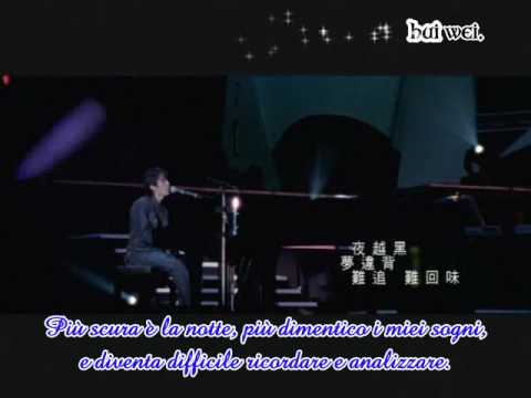 MV Jay Chou Shi Jie Mo Ri End of the World Sub ITA