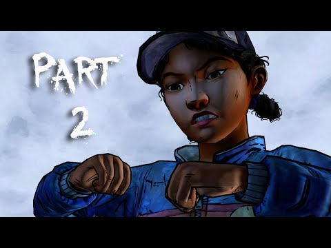 The Walking Dead Season 2 Episode 4 Gameplay Walkthrough Part 2 - Trapped