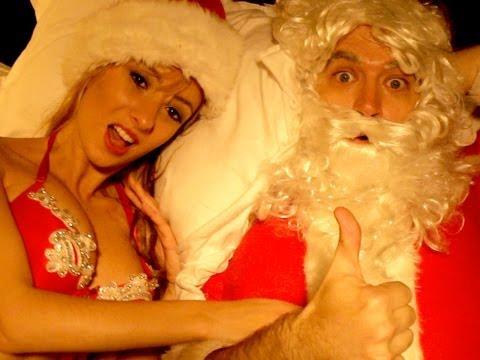 Santa and I Know It!  (LMFAO - Sexy and I Know It PARODY!) Key of Awesome #52!