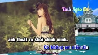 Cứ Thế Mong Chờ - Nguyễn Đình Vũ - karaoke ( beat tách )