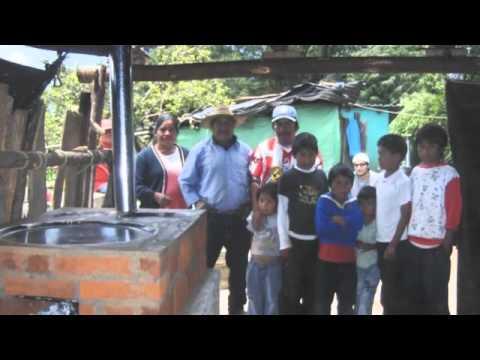Proyecto: Estufas Ahorradoras de Leña