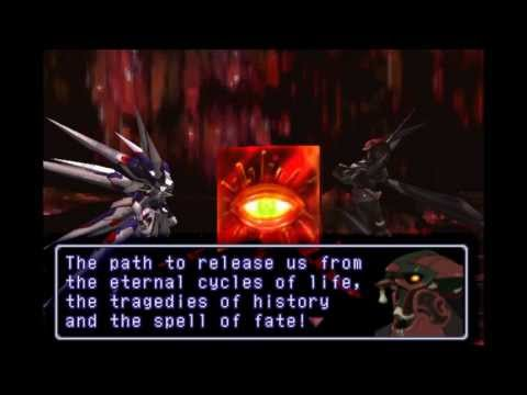 Let's Play Xenogears Part 170 - Nihilism!